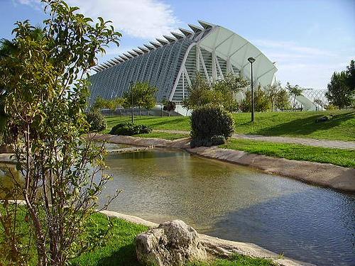 Actividades aprender aleman en Valencia, picnic en el rio