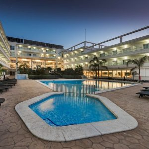 Hotel Sun Palace, inmersionn linguistica aleman en la playa