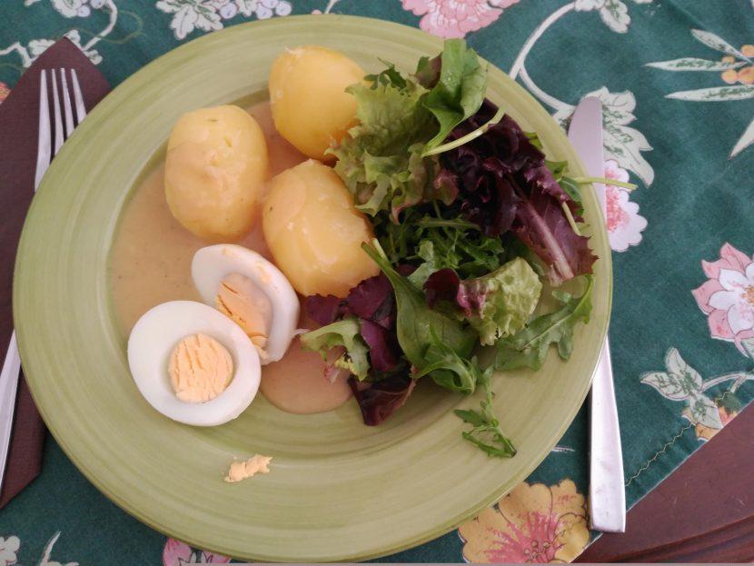 Cocinar en alemán